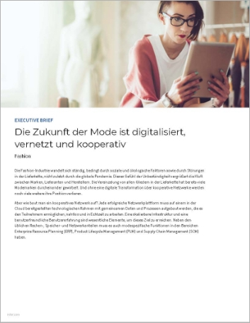 Th The future of fashion is digitized connected and collaborative Executive Brief German 457px