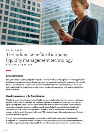 Th The hidden benefits of intraday liquidity management technology White Paper English 457px