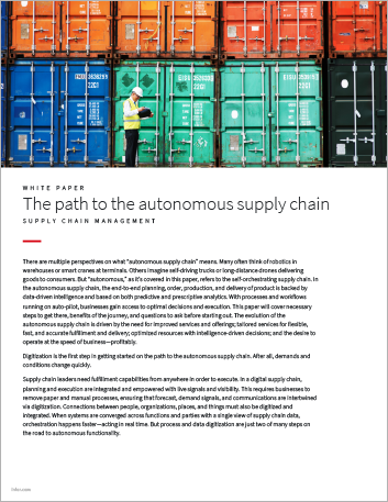 Th The path to the autonomous supply chain White Paper English 457px 1
