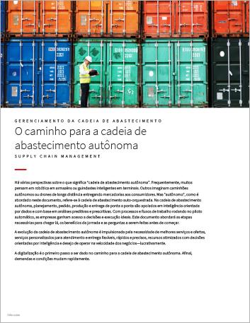 Th The path to the autonomous supply chain White Paper Portuguese Brazil 457px