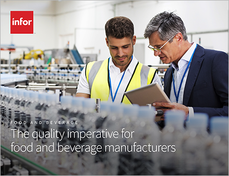 Th The quality imperative for food and beverage manufacturers e Book English 457px