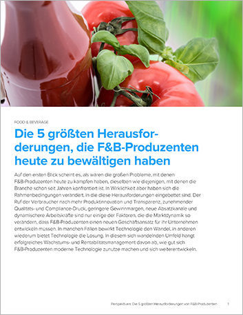 Th The top 5 issues food and beverage manufacturers are facing today Perspectives German 457px