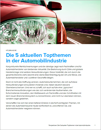 Th Top 5 issues in the automotive industry today Perspectives German 457px