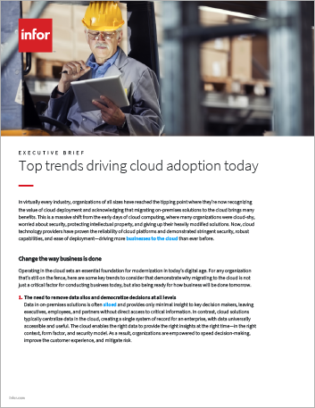 Th Top trends driving cloud adoption today Executive Brief English 457px