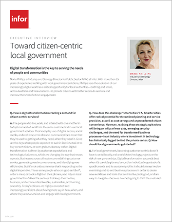 Th Toward citizen centric local government Executive Interview Marie Phillips English 457px 2