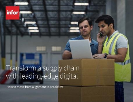 Th Transform a supply chain with leading edge digital e Book English Aus 457px