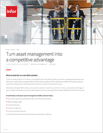 Th Turn asset management into a competitive advantage Checklist English 457px