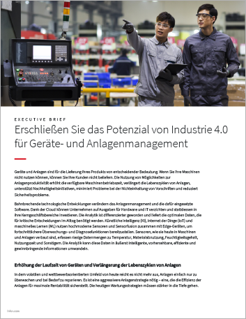 Th Unlock the potential of Industry 4 0 for equipment and asset management Executive Brief German 457px