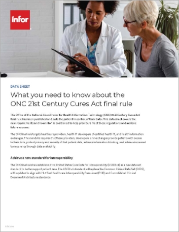 Th What you need to know about the ONC 21st Century Cures Act final rule Data Sheet English 457px