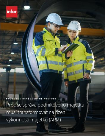 Th Why enterprise asset management must evolve into asset performance management Best Practice Guide Czech 457px