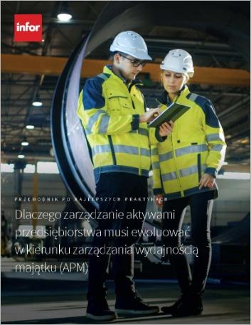 Th Why enterprise asset management must evolve into asset performance management Best Practice Guide Polish 457px