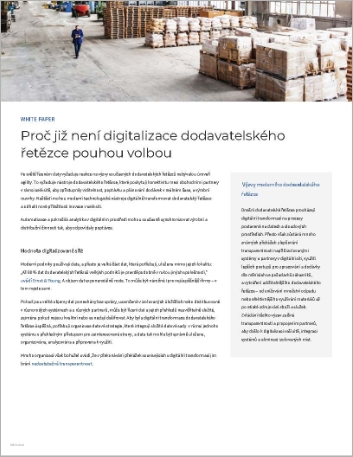Th Why supply chain digitization is no longer optional White Paper Czech 457px