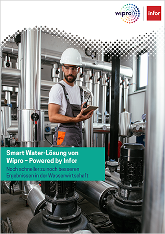 Th Wipro Smart Water Solution powered by Infor e Book German 457px