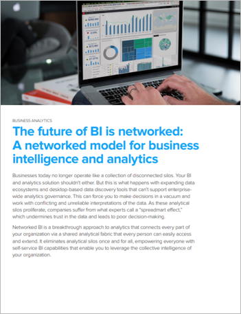 Th birst the future of bi is networked ebook 457px