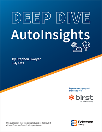 Th bst whitepaper 3rd Pty autoinsights an essential part of an analytics platform