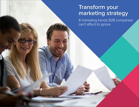 Th cx transform your marketing strategy