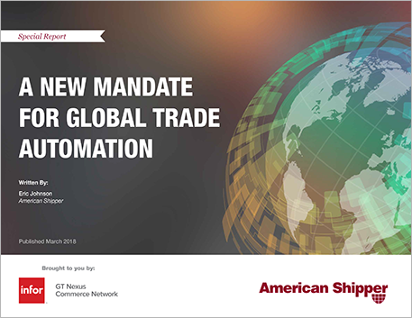 Th gtn report analyst new mandate for global trade automation