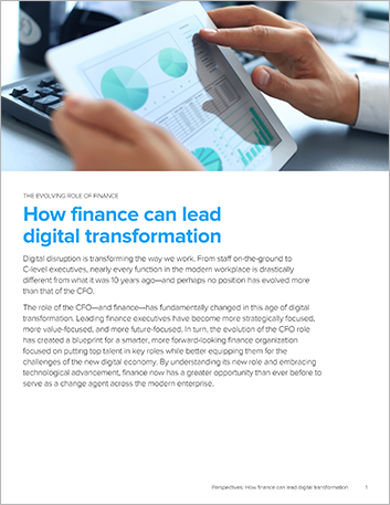 Th hfe fin white paper how finance can lead digital transformation