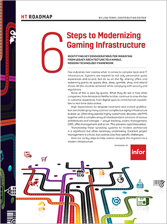 Th hsp white paper 6 steps modernizing gaming infrastructure