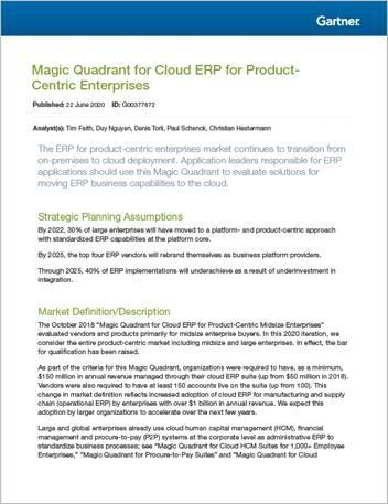 Th magic quadrant for cloud erp 457px