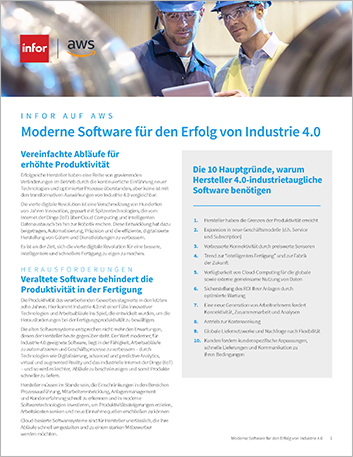Th manufacturing erp whitepaper modern software for the success of Industry 4 0 de
