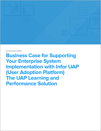 Th oth edu white paper infor uap learning and performance solution