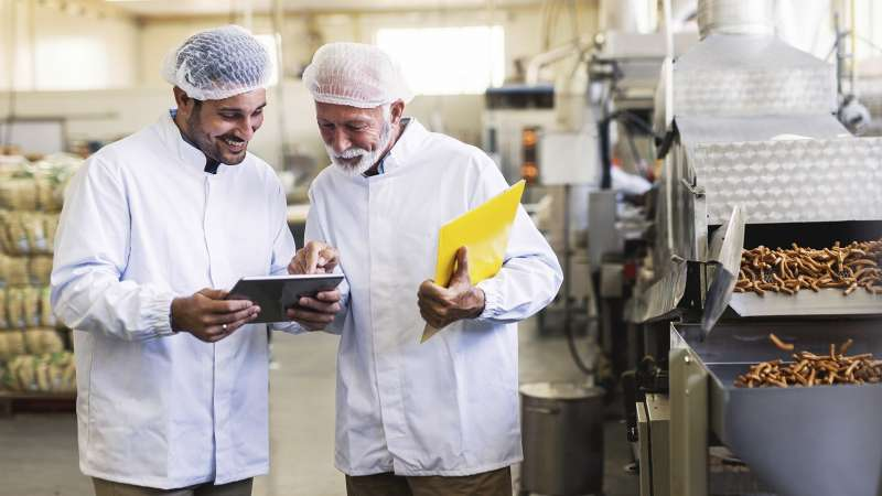 Infor EAM is a world-leading enterprise asset management (EAM) solution for food and beverage manufacturers.
