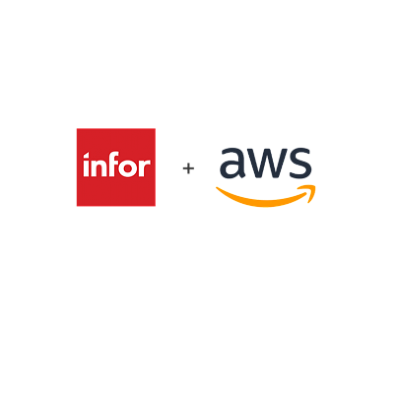 The Infor and AWS partnership provides power and responsiveness to stay ahead in food service.