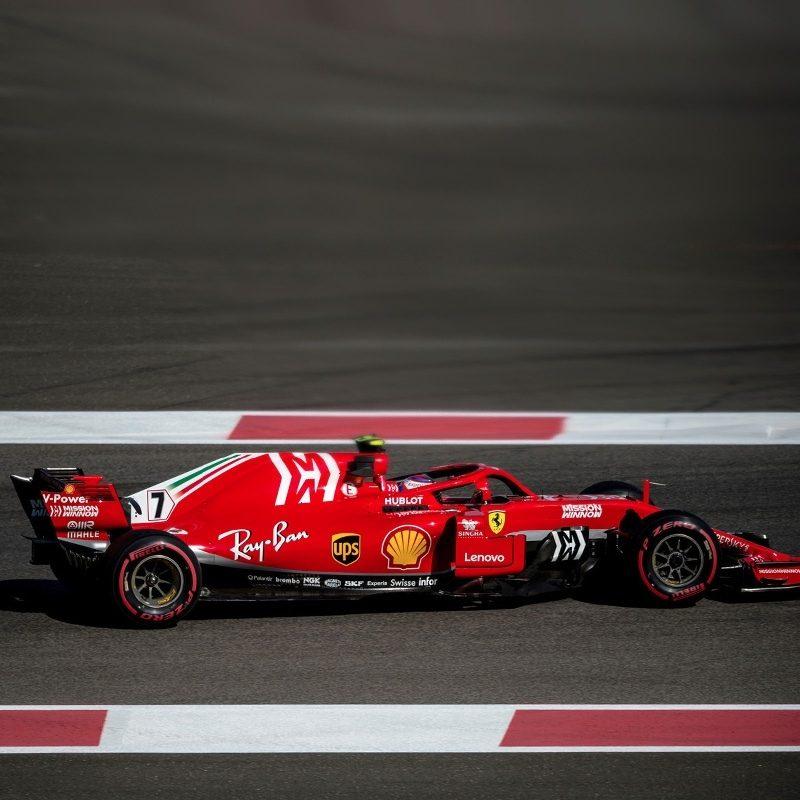 Infor sponsors F1 racing Ferrari team