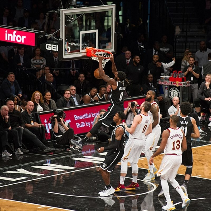 Infor sponsors Brooklyn Nets