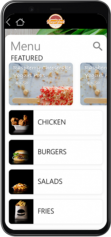 OrderNow Mobile provides a consistent, high quality guest experiences across multiple devices and order types.
