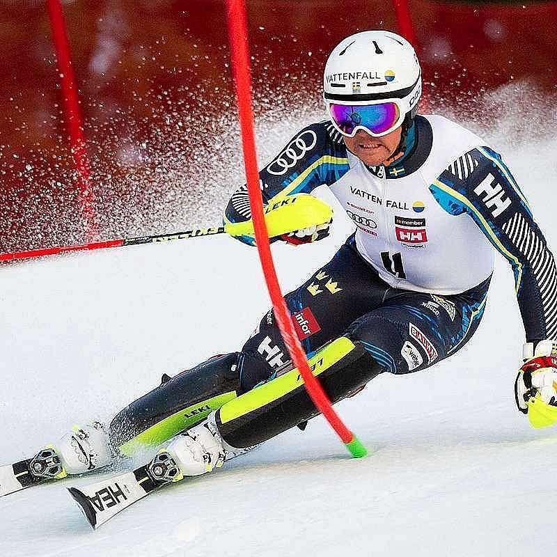 Infor sponsors the Swedish ski team
