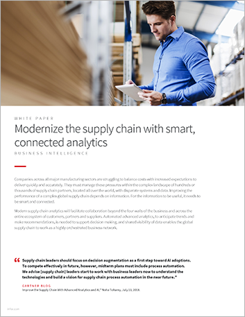 Th Modernize the supply chain with smart connected analytics White Paper English 457px